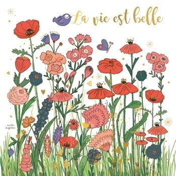 Cartes d'Art Paris Ansichtkaart Belle vie