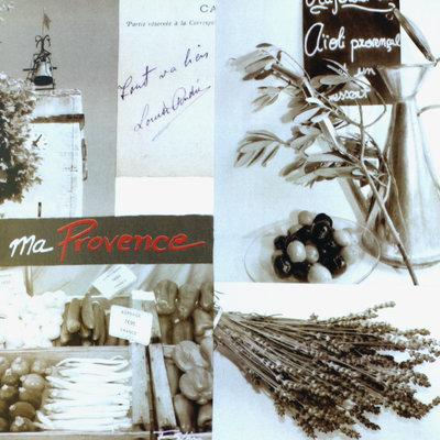Ansichtkaart Provence