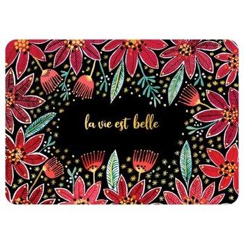 Cartes d'Art Paris Placemat Belle vie