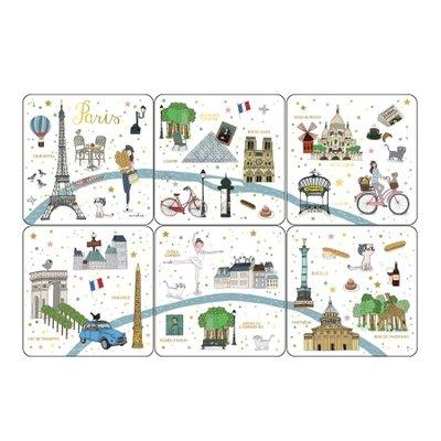 Onderzetters Parijs