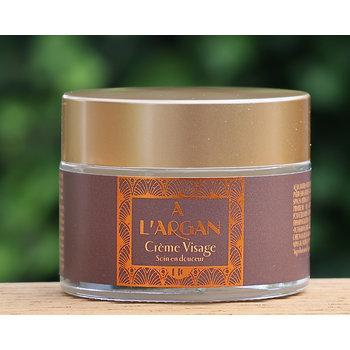 Savonnerie de Nyons Gezichtscrème argan