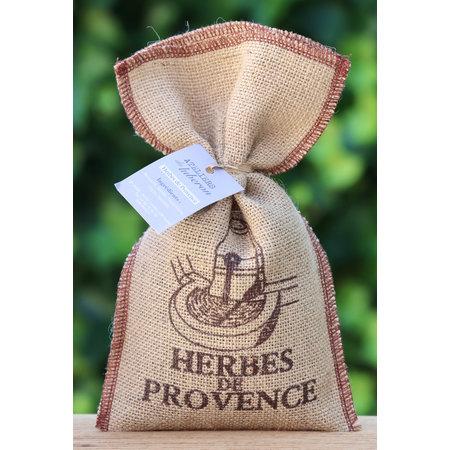 Herbes de Provence in jute zak Fontaine