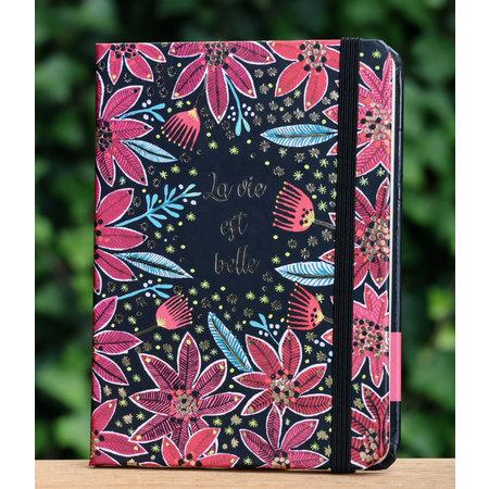 Notitieboekje La vie est belle