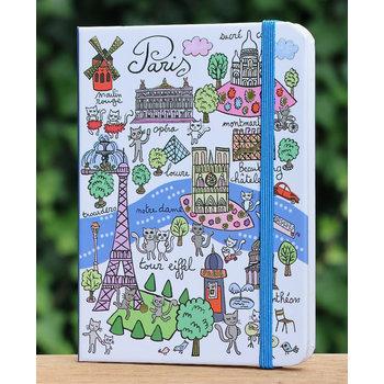 Cartes d'Art Paris Notitieboekje monumenten