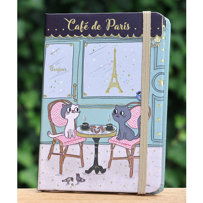 Notitieboekje Café