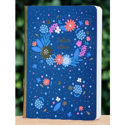 Mini notitieboekje