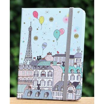 Cartes d'Art Paris Notitieboekje Parijs