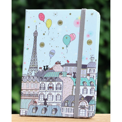 Notitieboekje Parijs