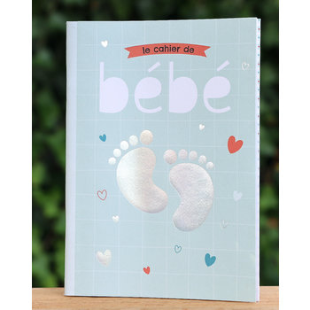 Cartes d'Art Paris Schrift baby