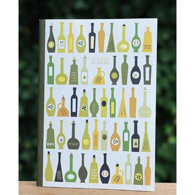 Schrift olijfolie