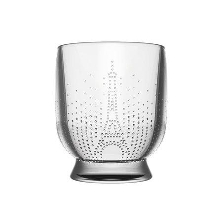 Set van 4 Limonadeglazen met de Eiffeltoren