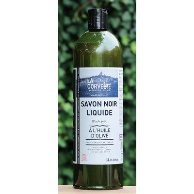 Bio savon noir olijven