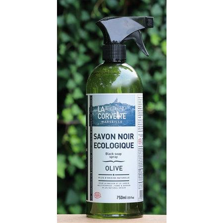Biologische savon noir in spray
