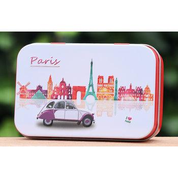 Lumière de Provence Blikje zeep Parijs