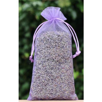 Lavendelzakje langwerpig