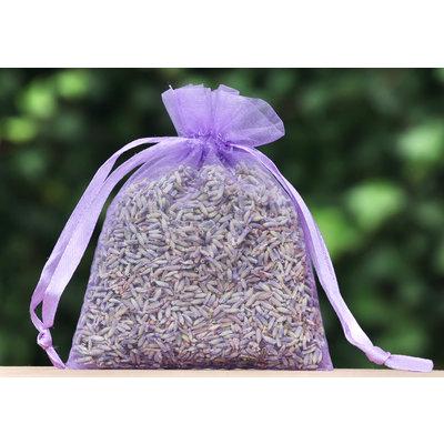 Lavendelzakje paars
