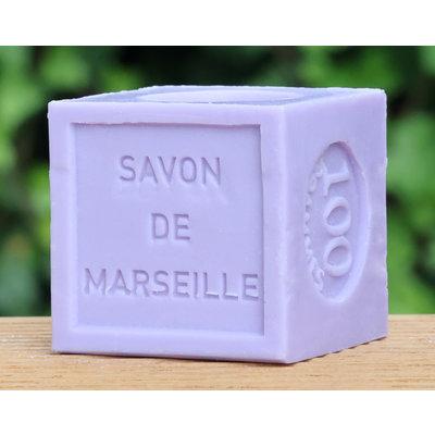 Blokje zeep lavendel