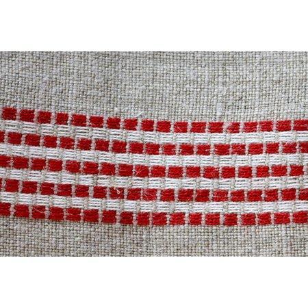 Tafelkleed St Malo  rood