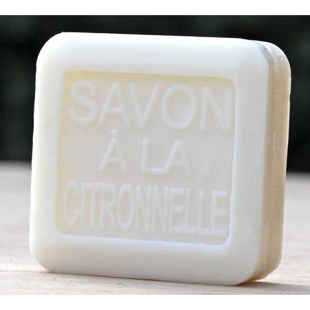 Blikje zeep citronella