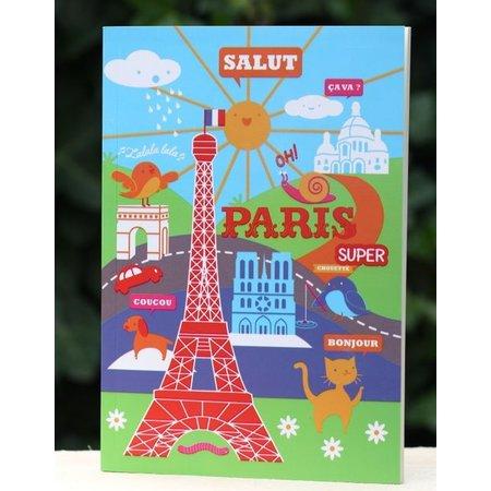 Schrift Paris