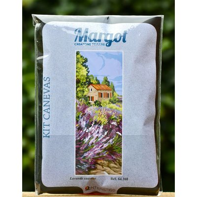 Borduurpakket Bouquet