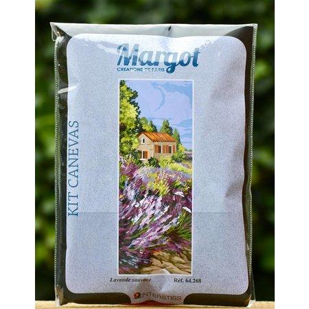 Borduurpakket Bouquet de lavande