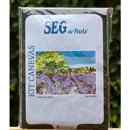 Borduurpakket olijfboom
