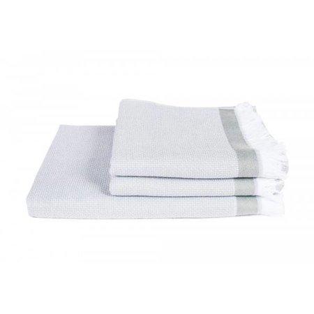 Handdoek Jambi grijs