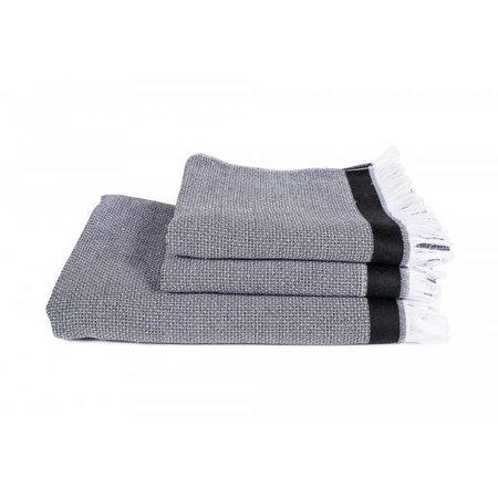 Handdoek Jambi antrazwartciet