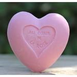Hartzeepjes voor Valentijn