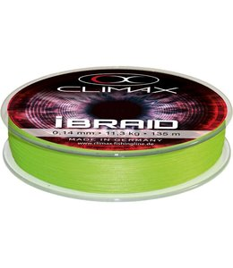 Climax (0,09€/m) Climax iBraid Ultra Light Chartreuse
