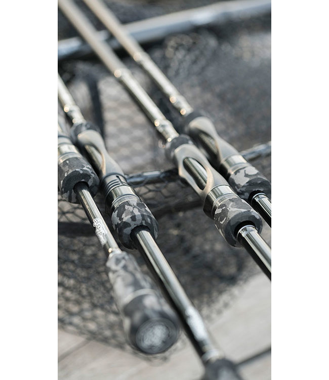 Fox Rage Fox Rage Street Fighter Dropshooter Rod 2,30m 6-24g