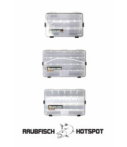 Savage Gear Waterproof Boxes wasserdichte Boxen Nr. 7-9