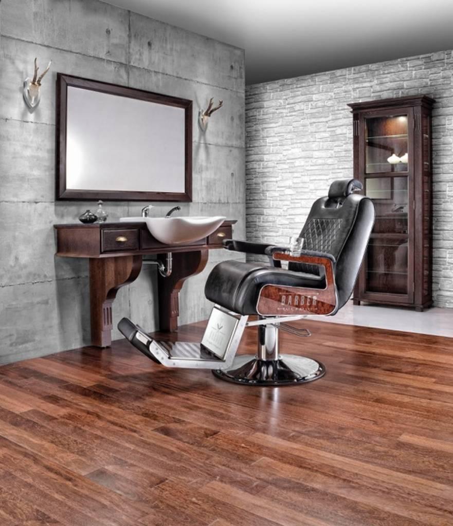 Panda Men's hair salon set Barber Empire - men's barber chair, men's dressing table