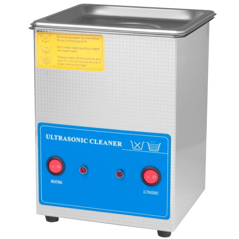 GT SONIC ULTRASONIC CLEANER ACV 620Q CONT. 2.0L, 100W