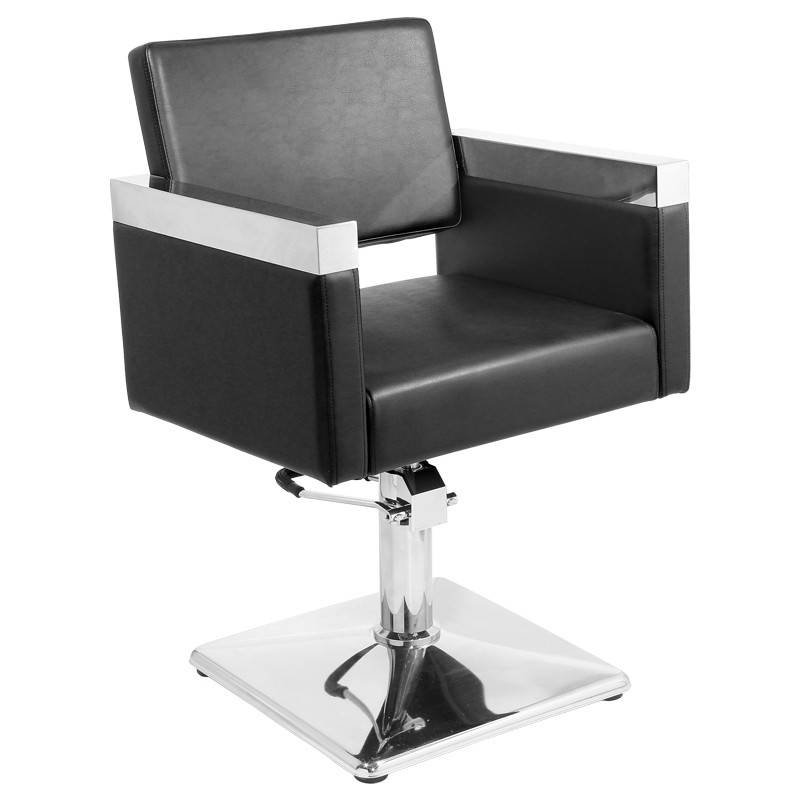 Gabbiano GABBIANO HAIRDRESSING CHAIR OSLO BLACK