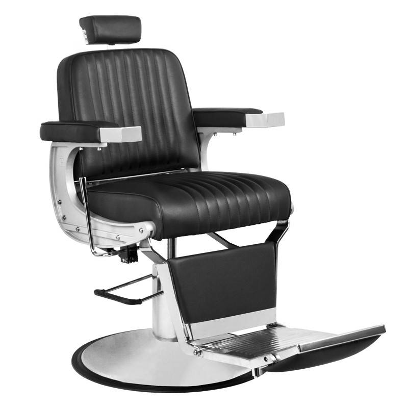 Gabbiano GABBIANO BARBER CHAIR CONTINENTAL BLACK