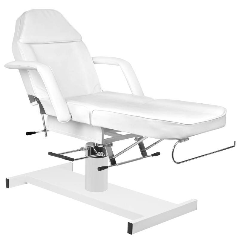 Activeshop® MULTIFUNCTIONAL DEVICE 23IN1 + COSMETIC ARMCHAIR A210 + STOOL 304 WHITE