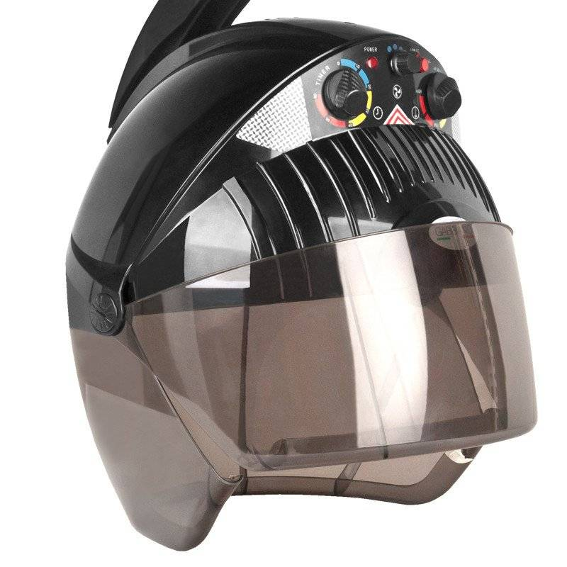 Gabbiano GABBIANO HAIR HELMET GABBIANO DRYER HANGING CENTURION DVI-303W THREE SPEED IONIC WHITE - Copy