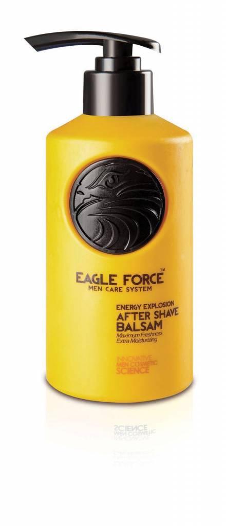 Eagle Force after shave balsem, Inexperienced Sailor, Maximum Freshness, Extra moisturizing