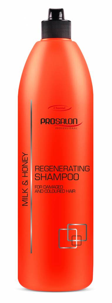 Prosalon Prosalon Regenererende Melk & Honing Shampoo 1000 ml