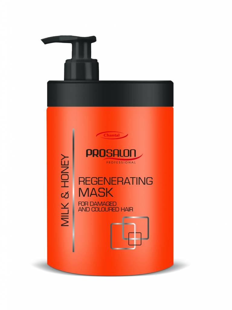 Prosalon Prosalon regenerating Hair Mask Milk & Honey 1000 ml