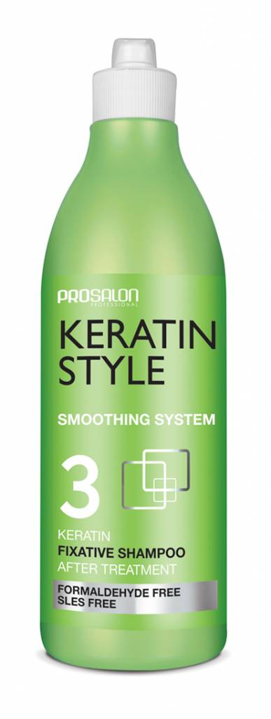 Prosalon Prosalon Keratin Style nr.3 Fixative Shampoo 275 ml