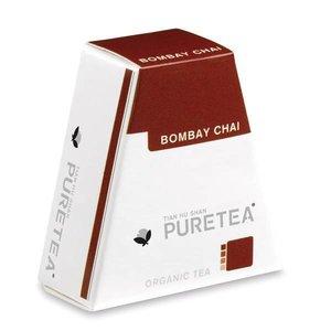Pure Tea Bombai Chai White Line 18 stuks
