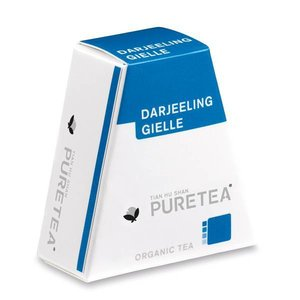 Pure Tea Darjeeling Gielle White Line 18 stuks