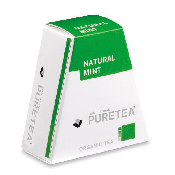 Pure Tea Natural Mint thee