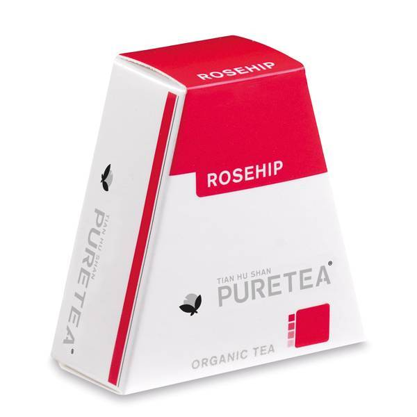 Pure Tea Rosehip thee