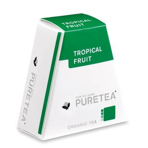 Pure Tea Tropical Fruit White Line 18 stuks