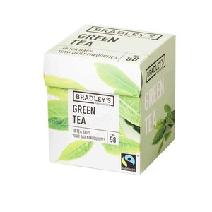 Bradley's Favourites  Green Tea 58