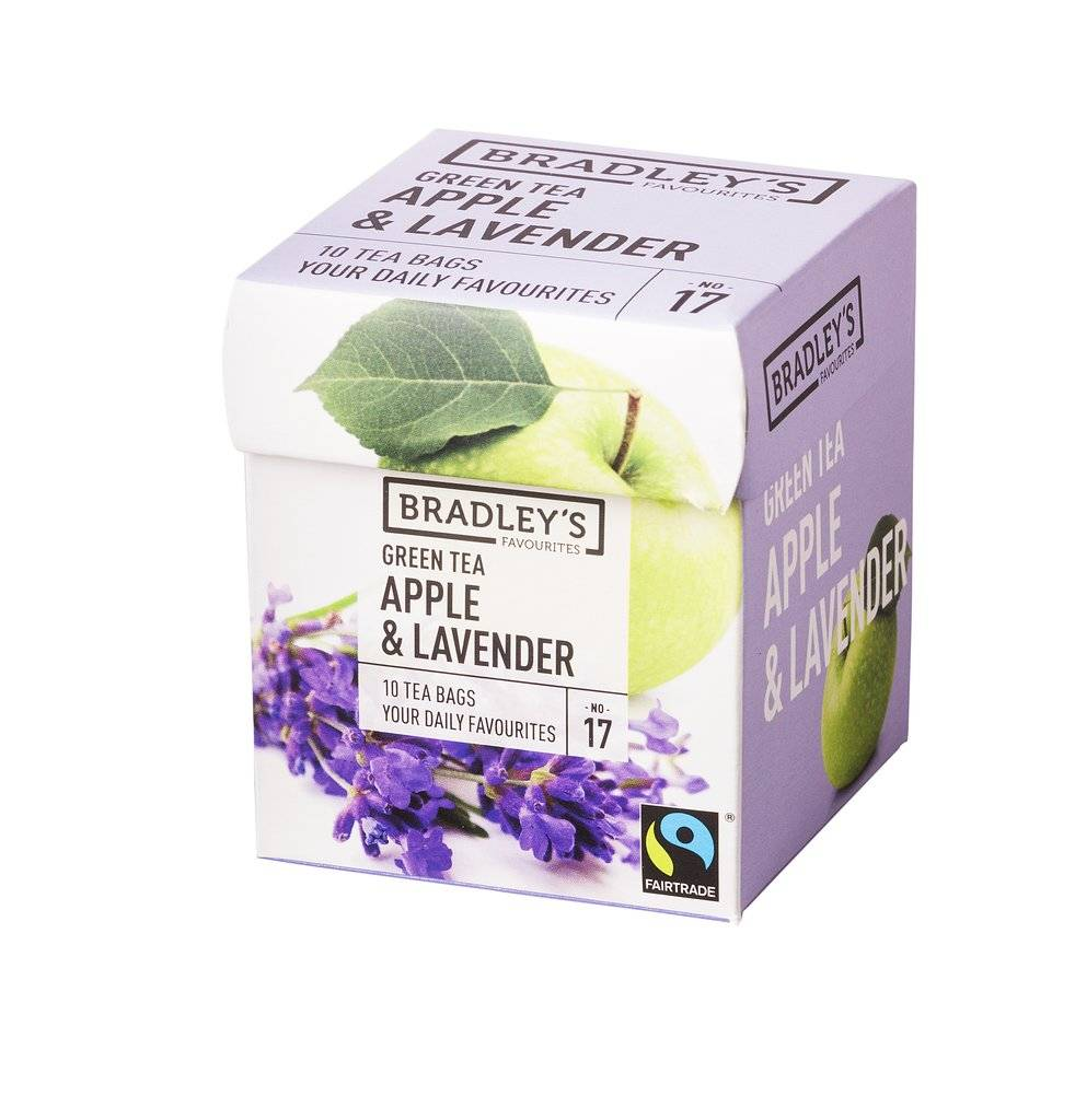 Bradley's Favourites Apple & Lavender 17
